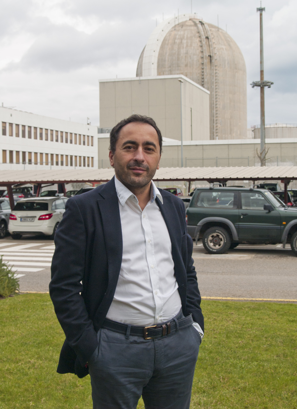 Elías García, cap de Recursos Humans d'ANAV