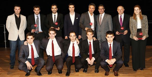 Premis AIJEC 2012