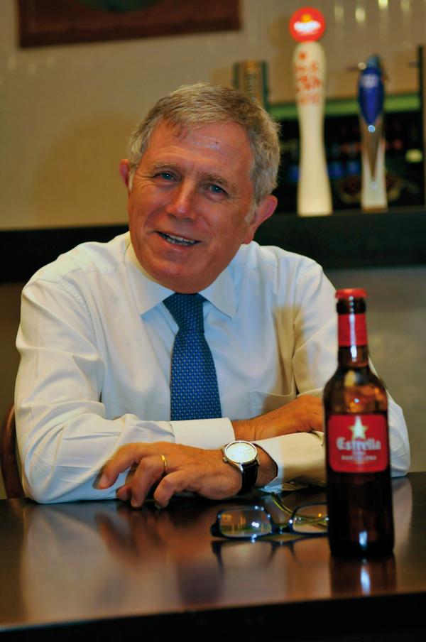Enric Crous, director general de Grup Damm