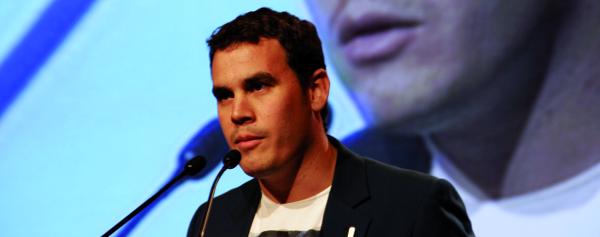 Amb només 28 anys, Horacio Martos dirigeix una companyia que compta amb una cartera de 50 milions d'usuaris mundials.