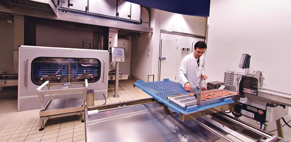 L'empresa ha desenvolupat la tecnologia QDS (Quick-Dry-Slice) per l'assecat accelerat de  productes curats en col·laboració amb l'IRTA i la càrnia Casademont.