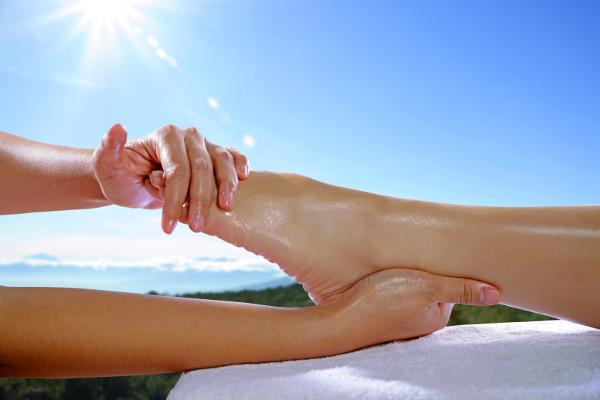 La reflexologia podal permet recobrar el fluir energètic equilibrat.
