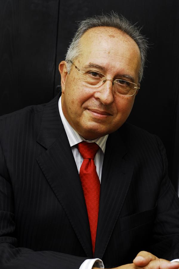 Xavier Vallhonrat, president de l'AEF.