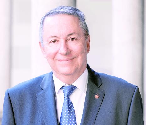 Dídac Ramírez, rector de la Universitat de Barcelona