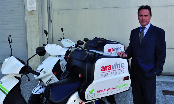 Josep Ribera, fundador d'ARA VINC