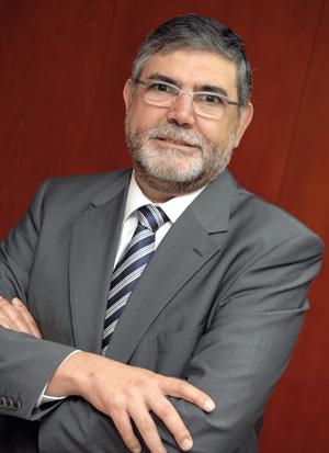 Alfonso Cebrián Díaz, Director d'Escola Universitària CETA