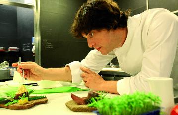 Jordi Cruz, chef del rfestaurant ABaC