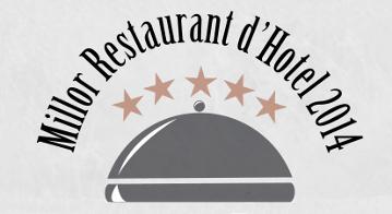ABaC Millor Restaurant d'Hotel 2014