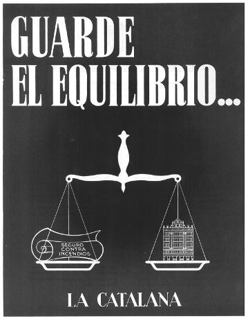 Cartell La Catalana
