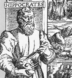 Hipòcrates, el precusor del termalisme