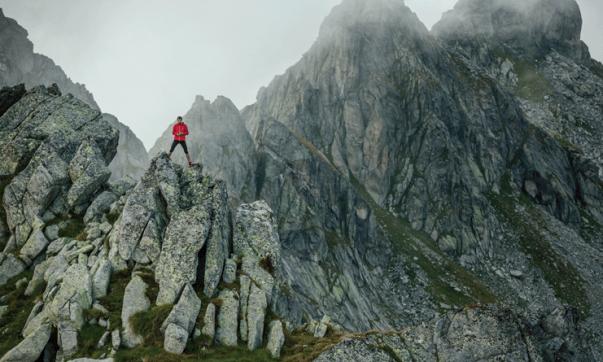 Kilian Jornet, corredor de muntanya