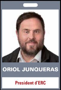 Oriol Junqueras. President d'ERC