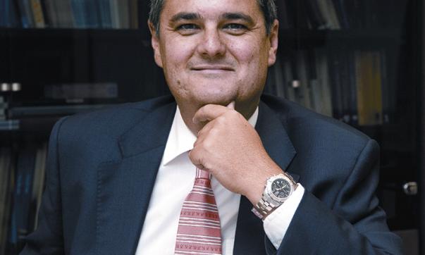 Ricard Alfaro Puig. President de l'Associació Catalana de Direcció de Recursos Humans. Director de Persones i Operacions d'Asepeyo.