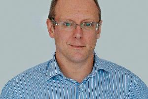 Richard Rooze. Director del British Council de Barcelona i Balears.