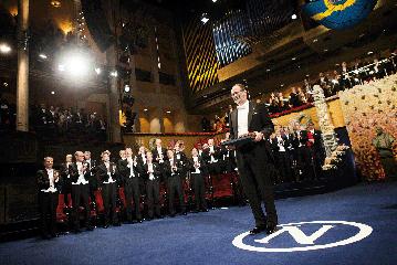 Alvin Roth, premi Nobel d'Economia 2012