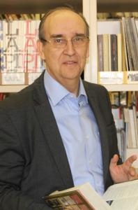 Antoni Garrell. Vicepresident de la Fundació per la Indústria