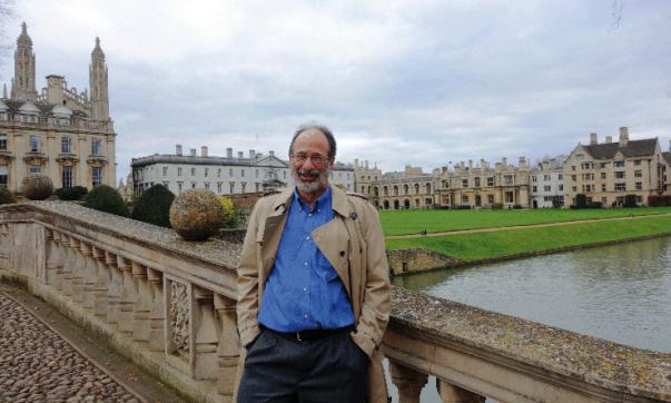 Alvin Roth a Cambridge University