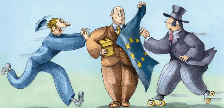 Quin és el futur d'Europa?