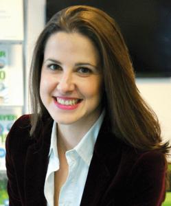 Carlota Gómez. Directora de Comunicació de Bayer a Espanya i Portugal.