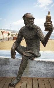 Estatua d'Anís del Mono