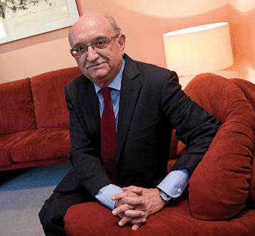 Jordi Guix Armengou, degà del Col·legi d'Enginyers Industrials de Catalunya