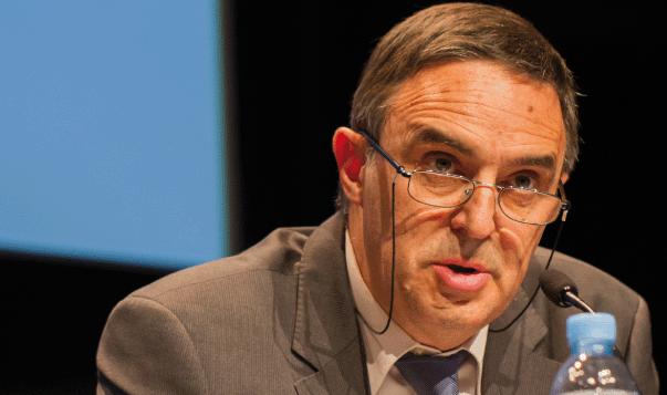 Josep Pujadas. President del Consell de la Delegació d'Osona de la Cambra de Comerç de Barcelona