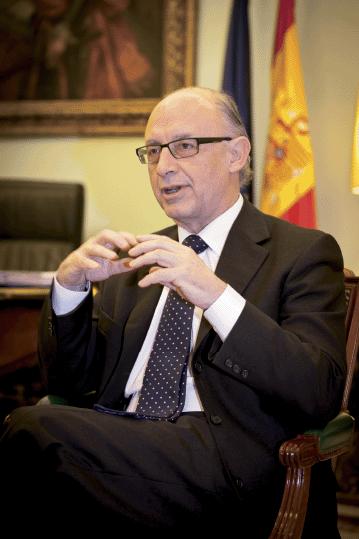 Entrevista a Cristóbal Montoro