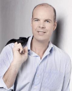 Ferran Martínez. Exjugador de bàsquet i director general d'Andbank Sports & New Business.