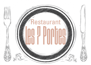 Restaurant 7 Portes logotip