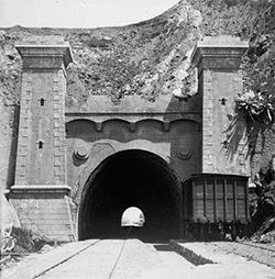 Túnel de Montgat, 1898