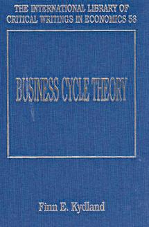 Llibre del Premi Nobel d'Economia, Finn E. Kydland