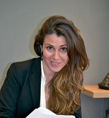 Alejandra Vidal.