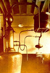 Facundo Bacardí i Massó comenzó a destilar ron en un alambique de 30 barriles por lote que le permitió iniciar la producción comercial. Foto: Bacardí